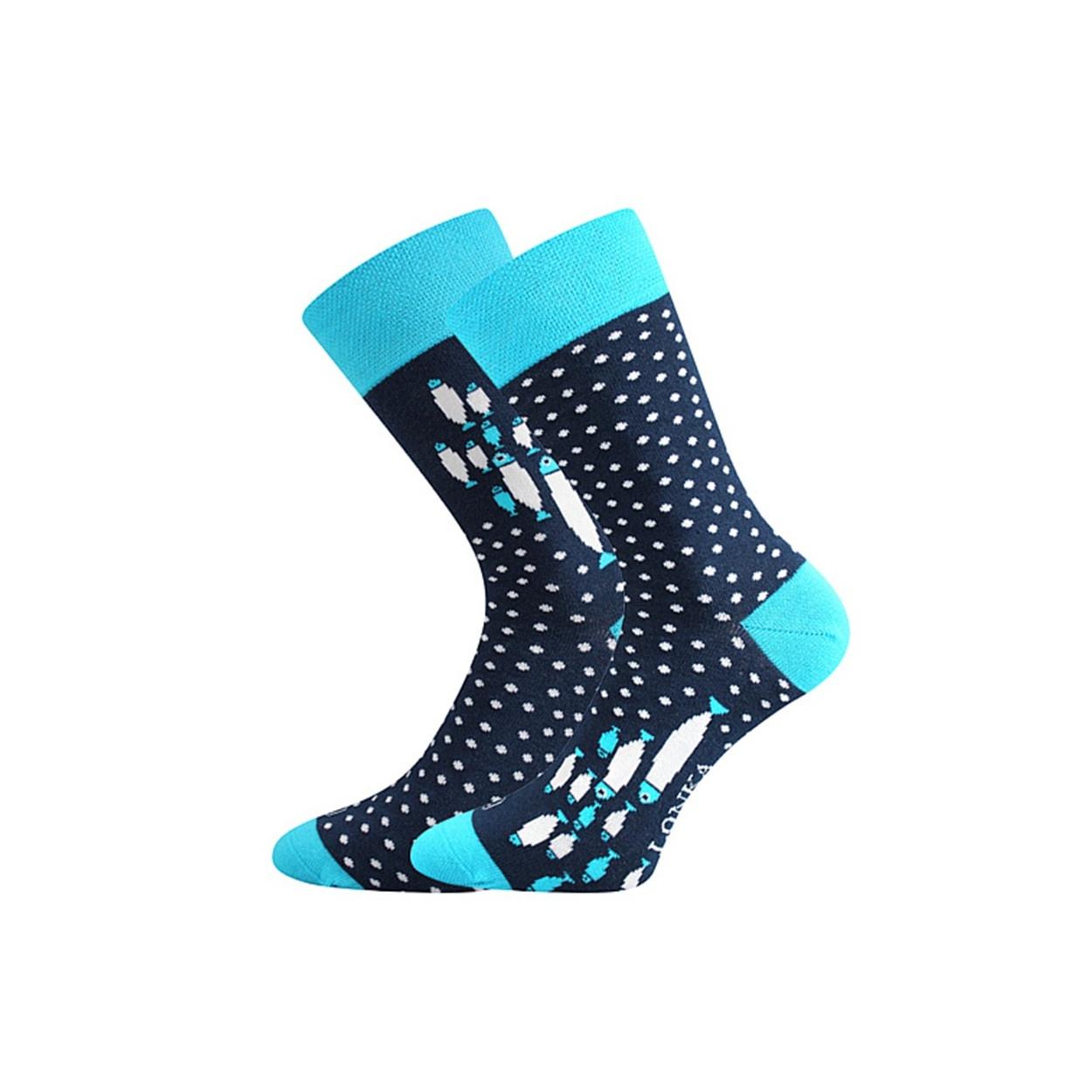 Vzorované ponožky 512b2945b0