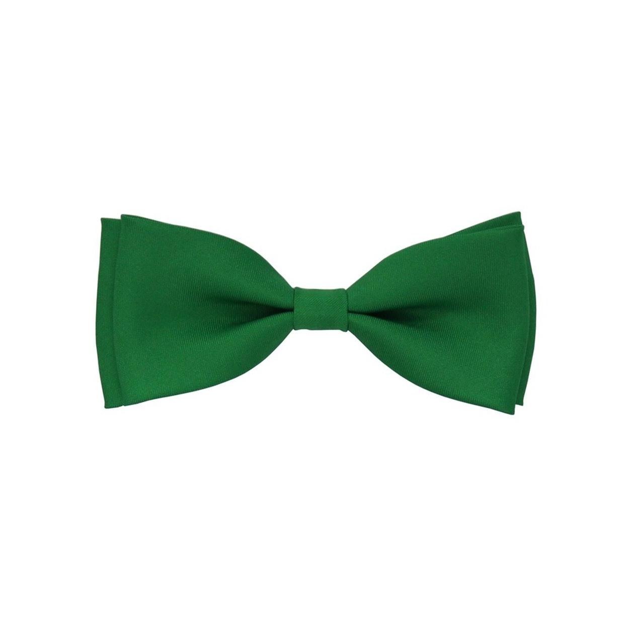 Zelený pánský motýlek