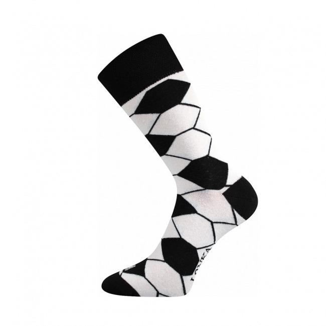 Černé pánské ponožky KOPAČÁK