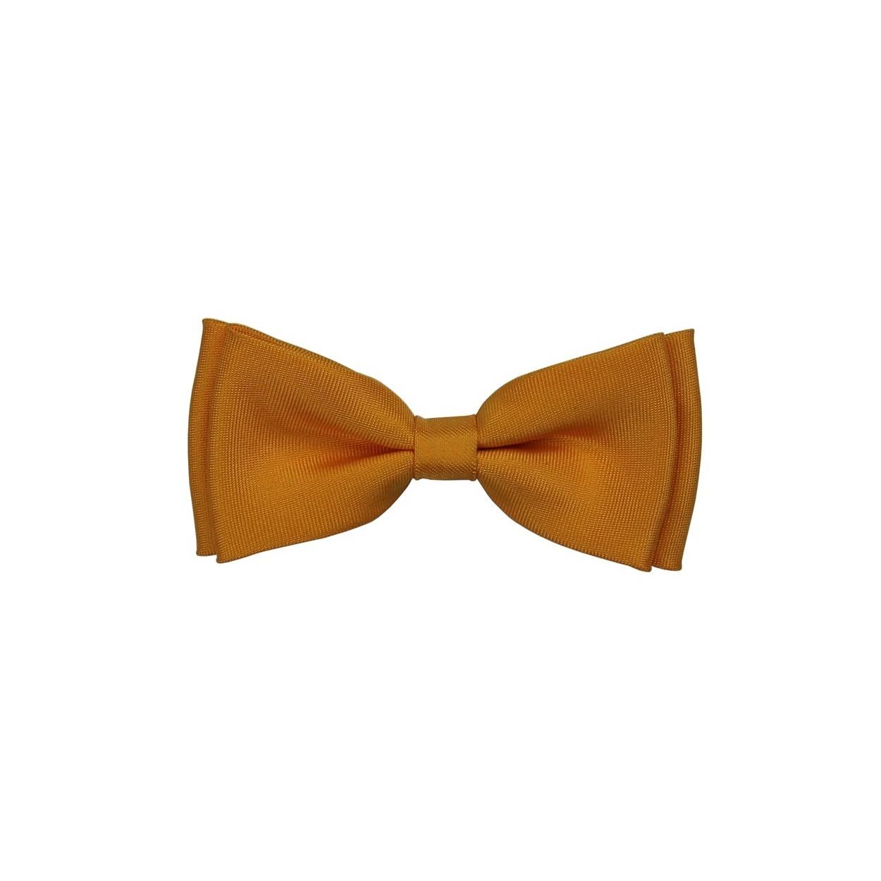 Žluto oranžový dětský motýlek