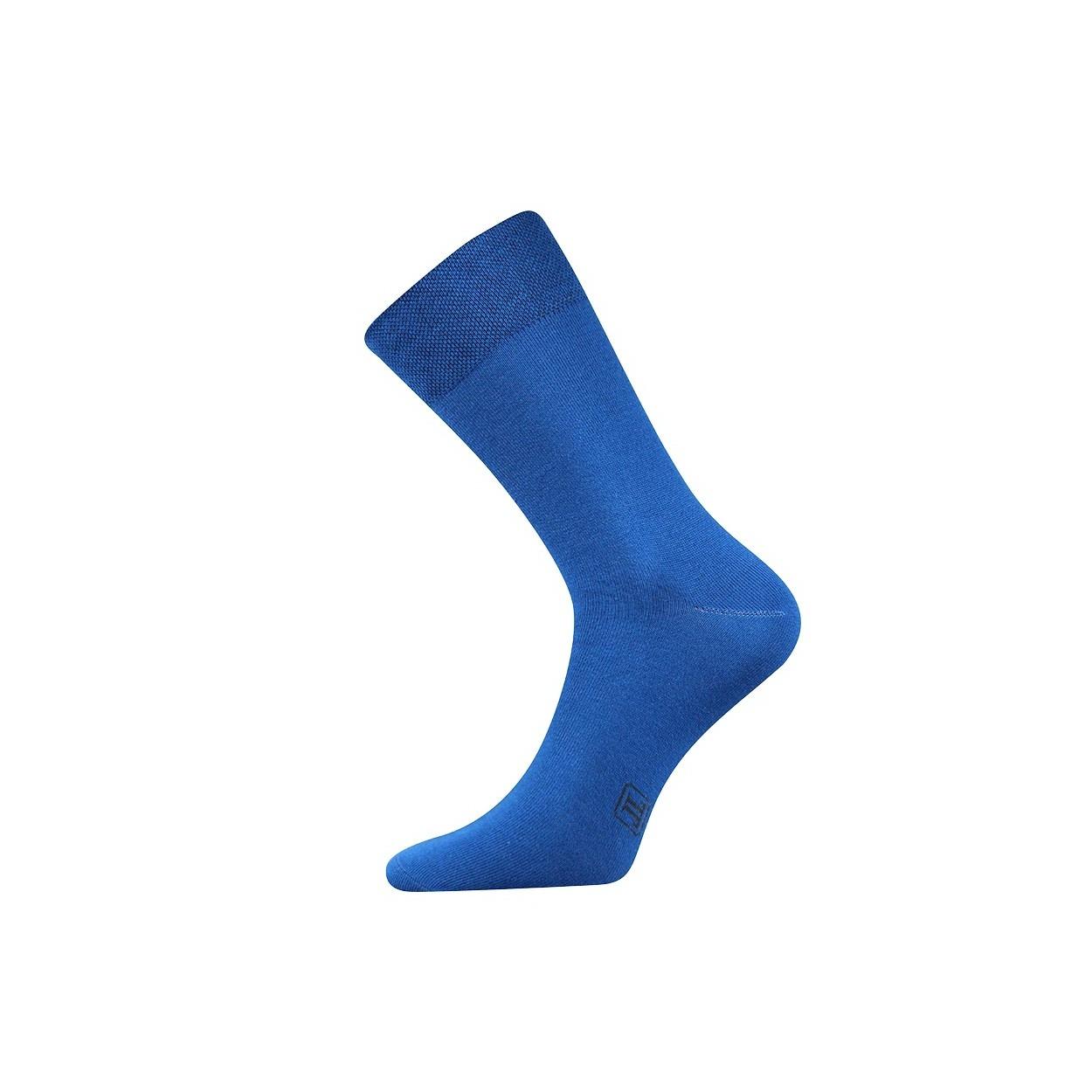 Pánské modré ponožky